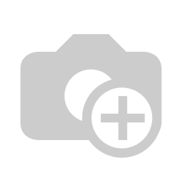 UE Rainbow Rubber Ball With Bell - Small